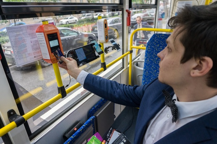 Онлайн-кассы на транспорте — помощь в выборе оборудования, этапы регистрации
